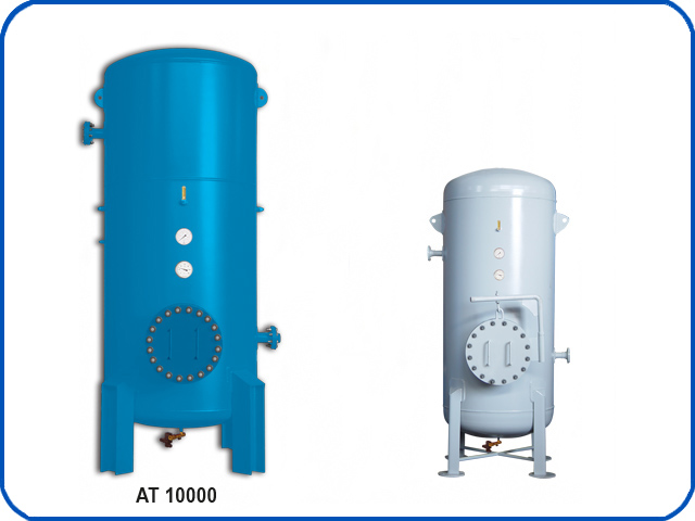 Air & Nitrogen Pressure Vessels-Hatco standard- AT